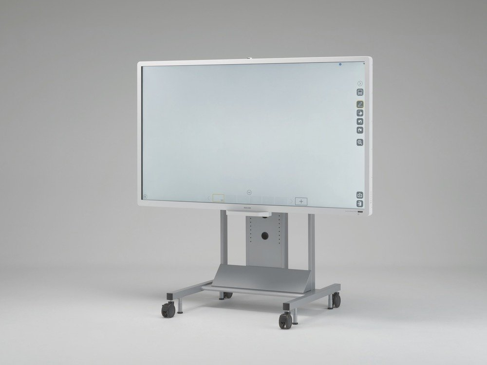 Interactive Whiteboard D8400 (Foto: Ricoh)