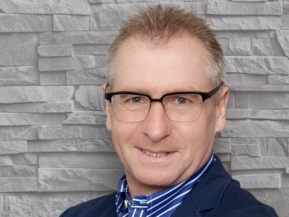 Jürgen Bemmerl ist euer Regional Sales Director Oblong Industries in DACH (Foto: Oblong Industries)