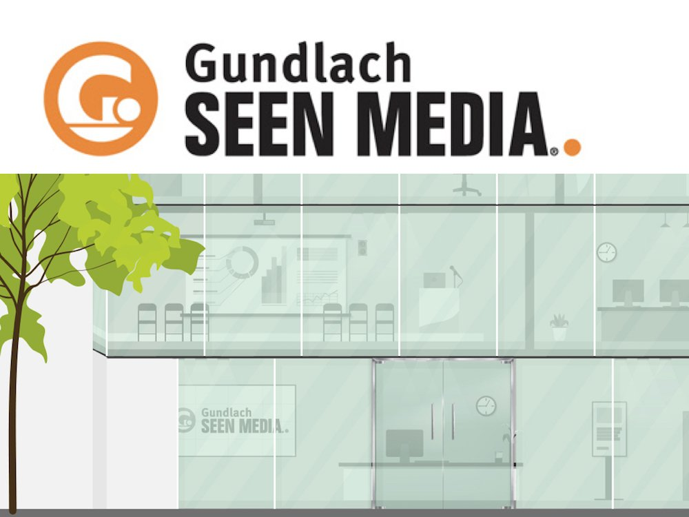 Logo Gundlach SEEN MEDIA (Grafik: Gundlach SEEN MEDIA)