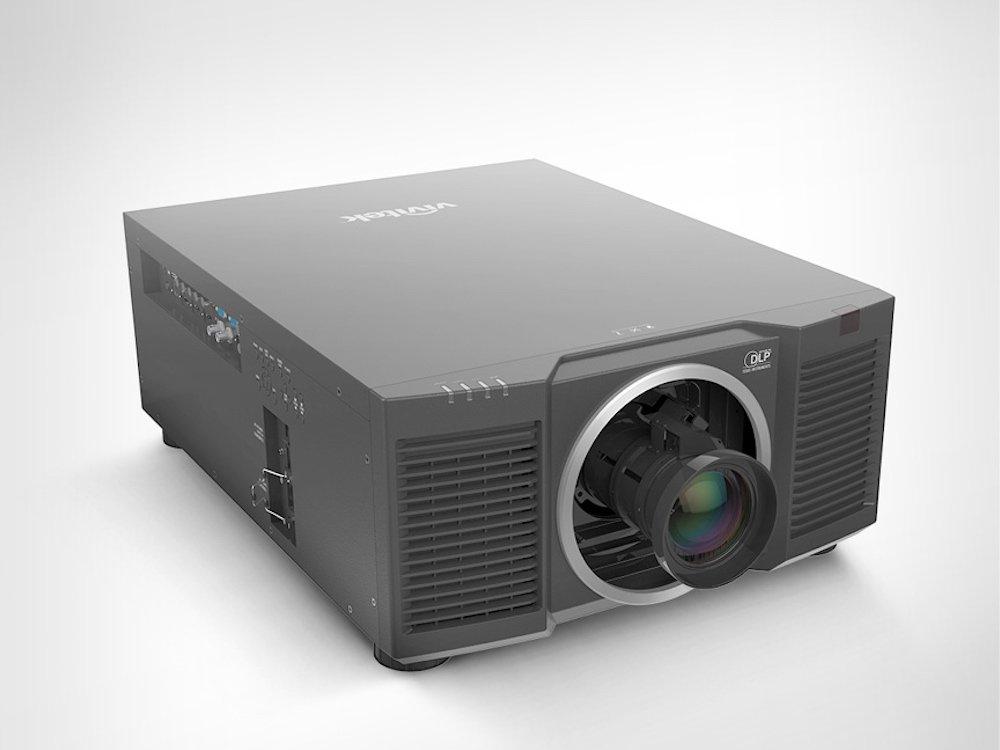 Viviteks hellster Projektor – der DU9800Z bringt es auf 18000 ANSI Lumen (Foto: Vivitek)