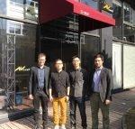 AV Stumpfl China Team (Foto: AV Stumpfl)
