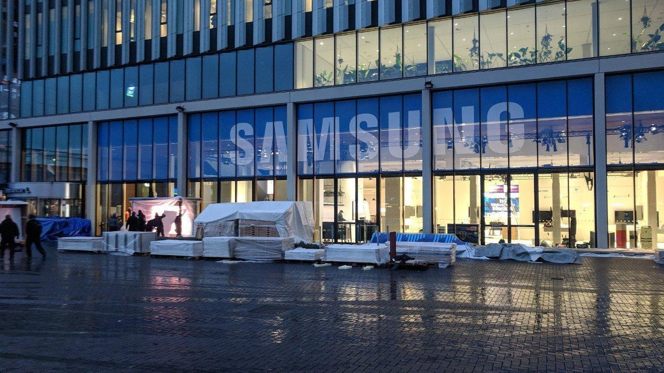 Samsung geizt noch mit Innovationen (Foto: invidis)