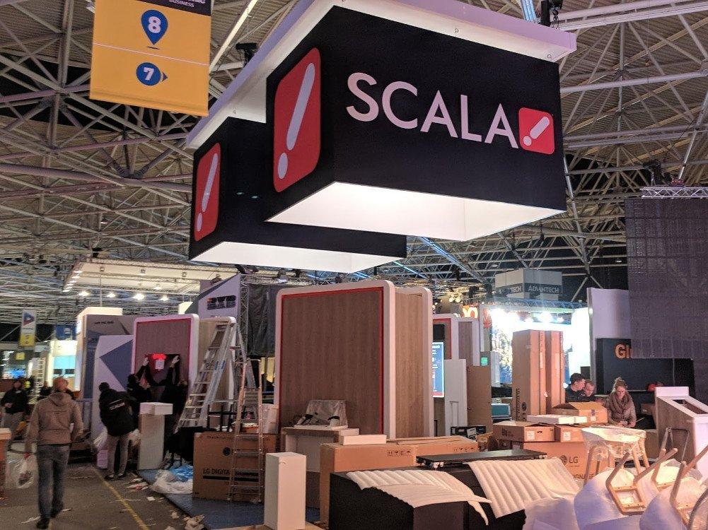 Bei Scala entstehen digitale Customer Experiences (Foto: Invidis)