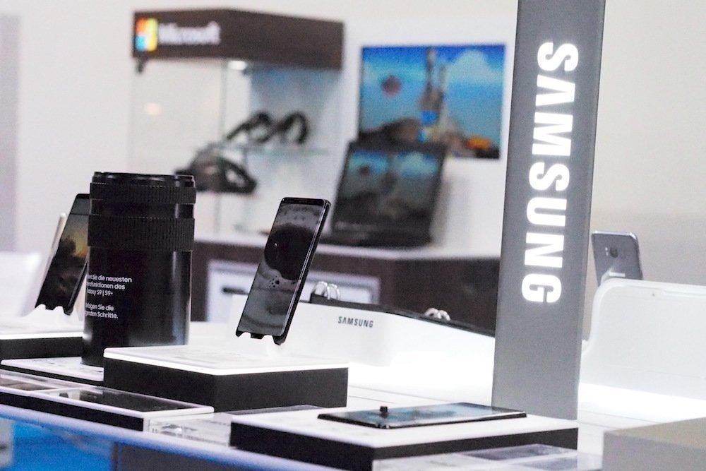Cheil und Samsung haben in diesem Jahr zu den POPAI verschiedene Aktionen am PoS eingereicht (Foto: invidis)