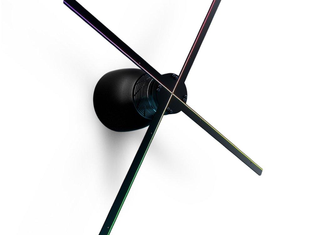 Ich bin kein Ventilator sondern ein neues Holografie-System (Foto: Kino mo)