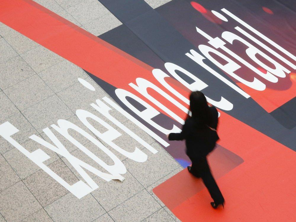 Neue Lösungen für den Handel werden auf der EuroCIS in Düsseldorf präsentiert (Foto: Messe Düsseldorf / ctillmann)