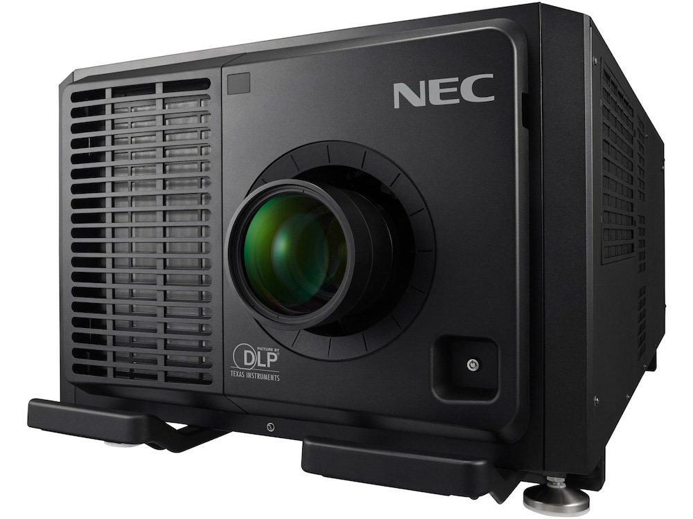 Neuer NEC-Projektor PH3501QL (Foto: NEC)