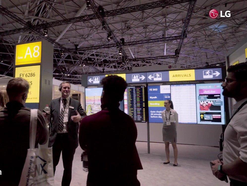 LG setzt auf OLED (Foto: Screenshot)