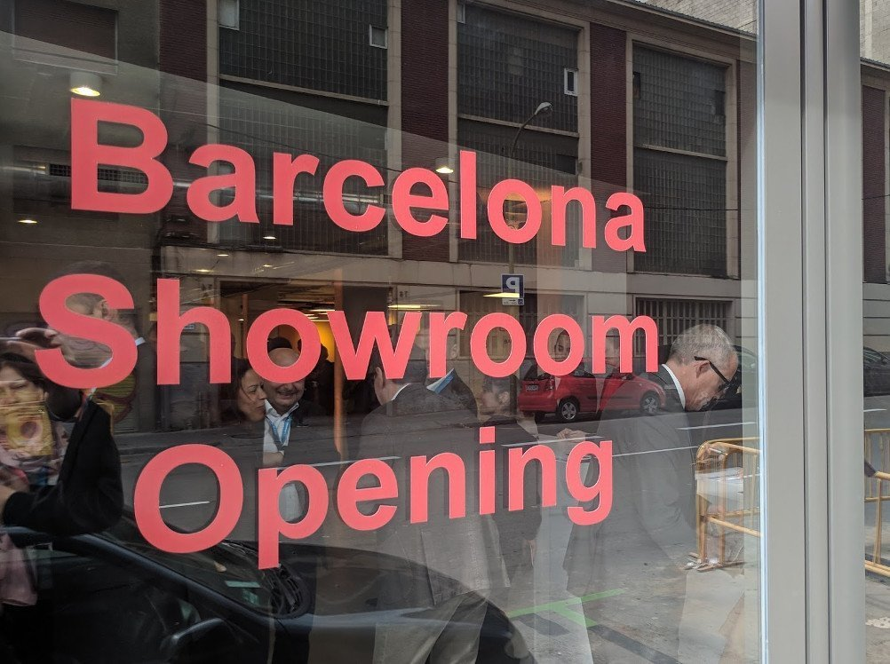 Showroom Opening (Foto: invidis)