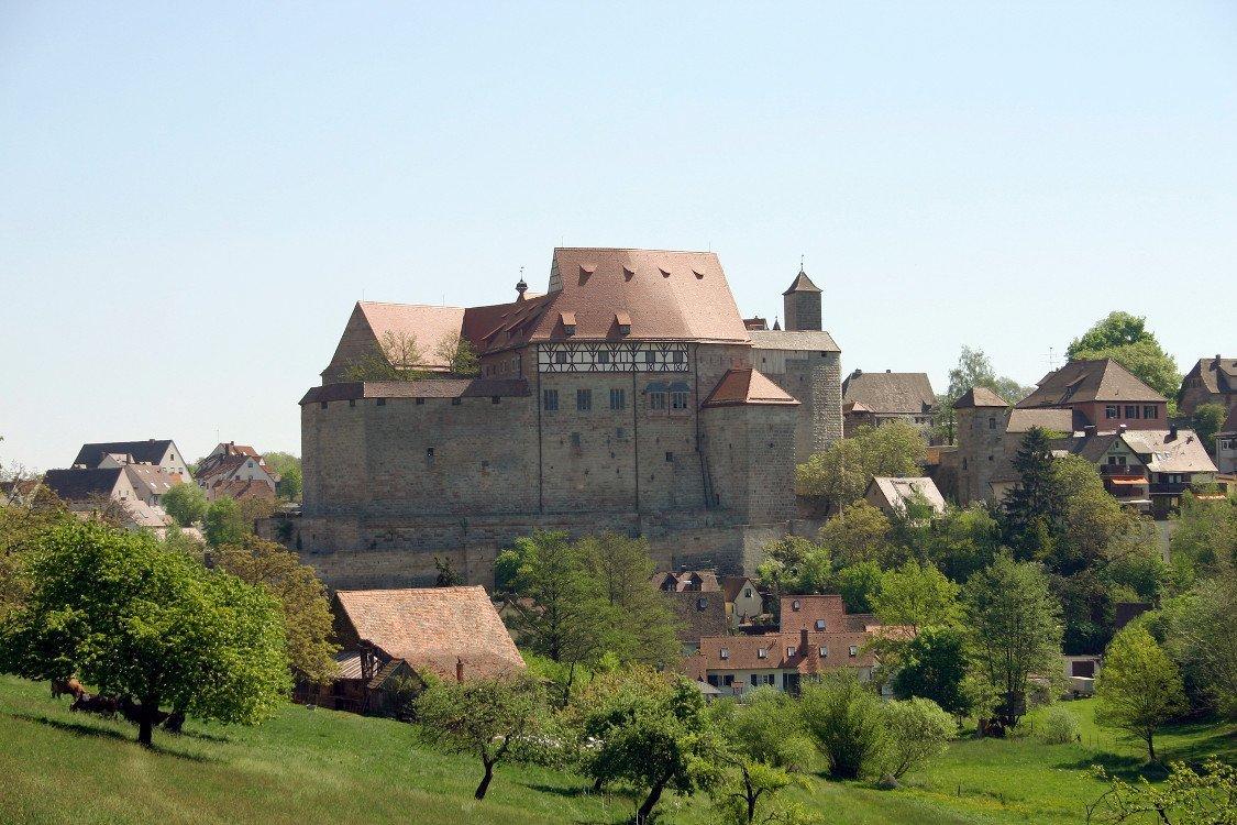 Cadolzburg Mittelfranken (Foto: Bay. Schlösserverwaltung)