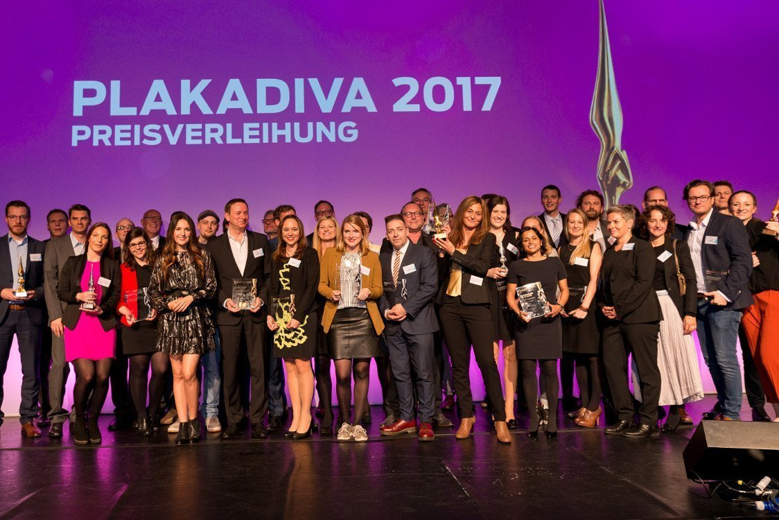 So sehen Sieger aus - Gewinner Plakadiva 2017 (Foto:FAW)