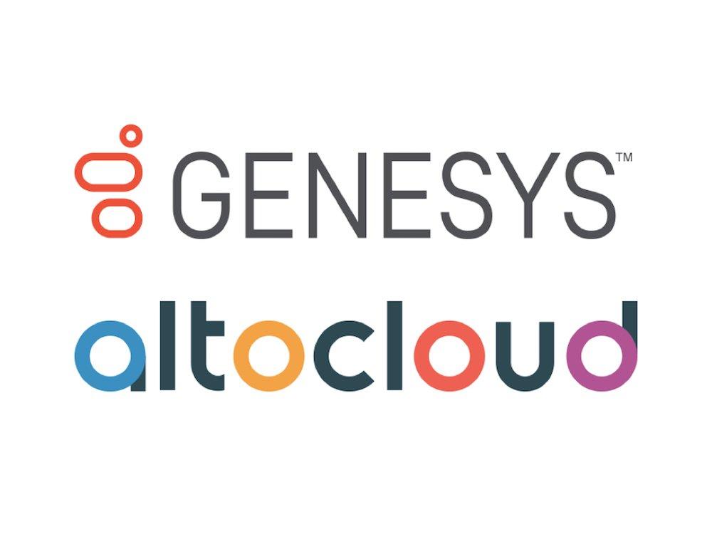 Altocloud ist nun eine Tochter von Genesys (Grafik: Genesys)