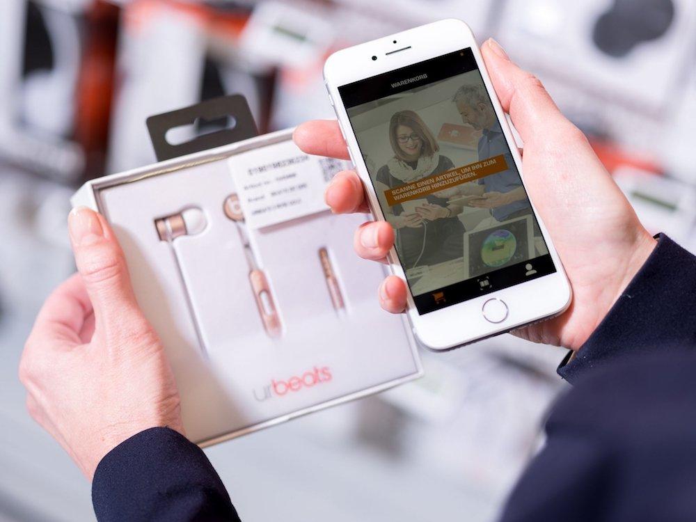 Der Saturn Express ermöglicht eine ganz neue Einkaufserfahrung (Foto: MediaMarktSaturn Retail Group)