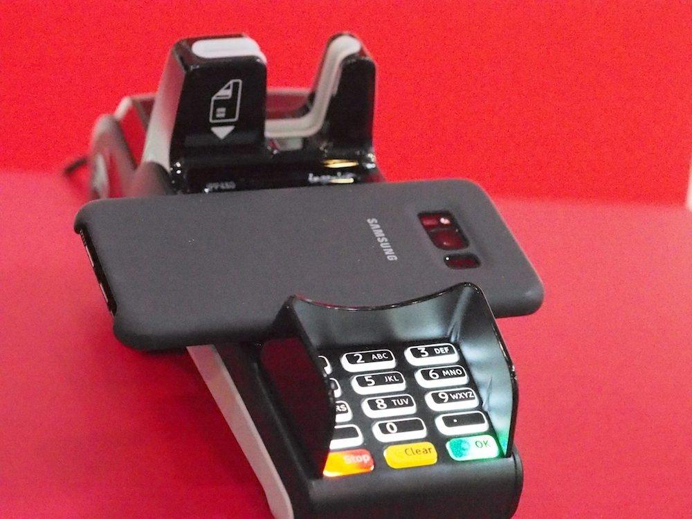 Die Sparkassen wollen bald die Contactless EC-Terminals für Smartphones öffnen (Foto: invidis)