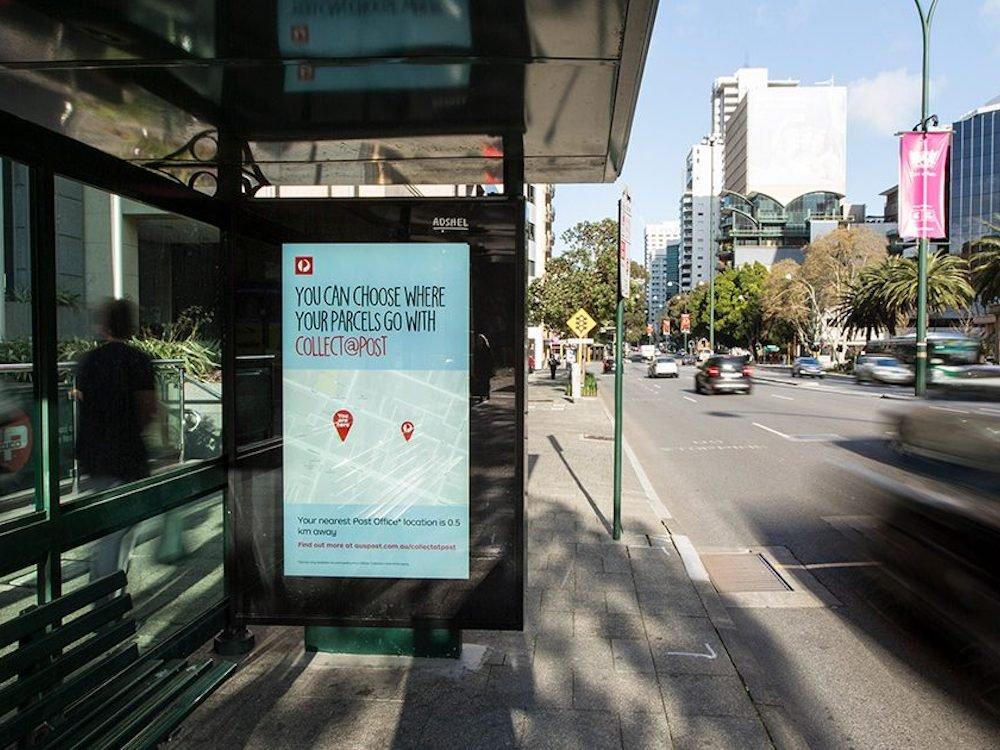 Die dynamische Kampagne war für den Werbungtreibenden sehr erfolgreich (Foto: Posterscope)