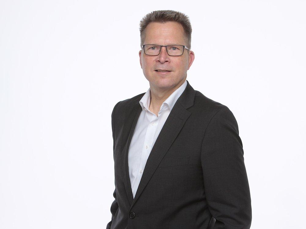 Erik Wolff, Vorstand der ICT AG, stand uns Rede und Antwort (Foto: ICT AG)