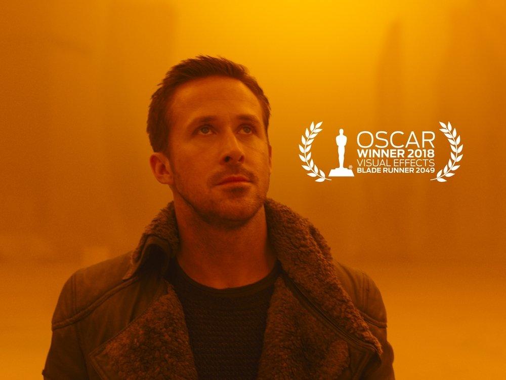 Für die Effekte bei Bladerunner 2049 gab es nun einen wohlverdienten Oscar (Foto: Framestore)