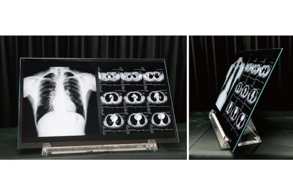 Medical Screens von Sony mit Printed OLED Panels (Foto: JOLED)