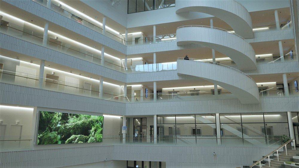 Nachhaltigkeit ist Thema in der Architektur und auch beim gezeigten Content (Foto: Visual Art)