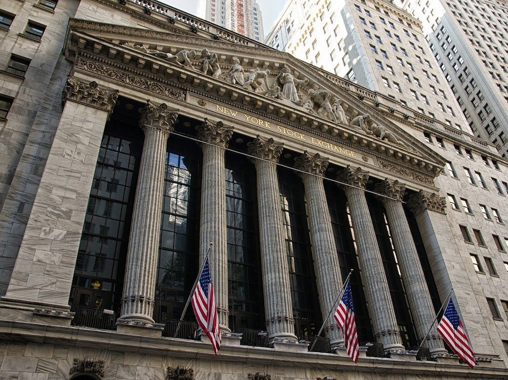 New York Stock Exchange in New York (Foto: Pixabay / USA-Reiseblogger)