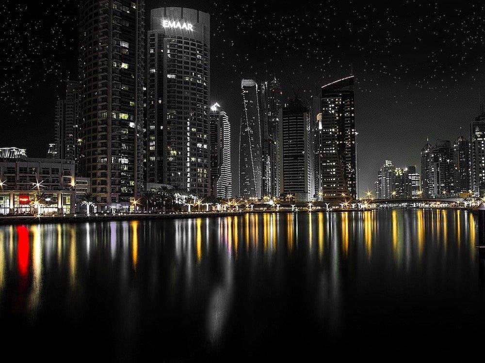 Skyline von Dubai – Symbolbild (Foto: Pixabay / Siegel Photography)