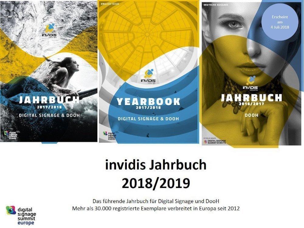 invidis Jahrbuch 2018 / 2019 (Foto: invidis)