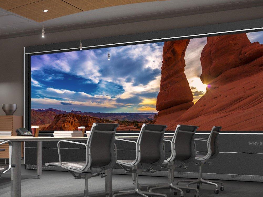 Corporate Boardroom mit 6K Prysm LPD (Foto: Prysm)