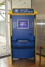 Datex J Kiosk – noch unter dem alten geplanten Namen (Foto: Martin Bahmann / CC BY-SA 3.0, https://commons.wikimedia.org/w/index.php?curid=17830021)