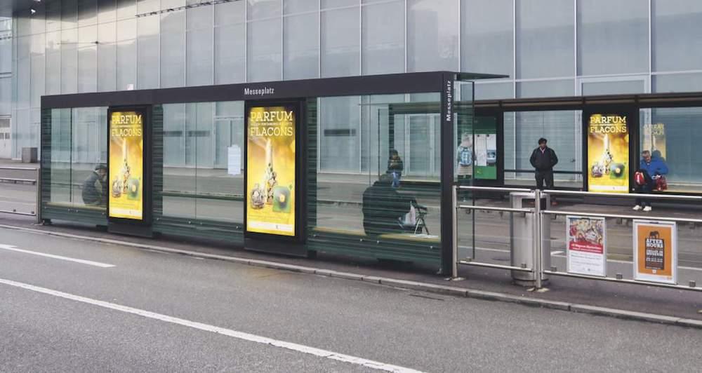 In Basel wurden 22 ePanels installiert (Foto: APG|SGA)