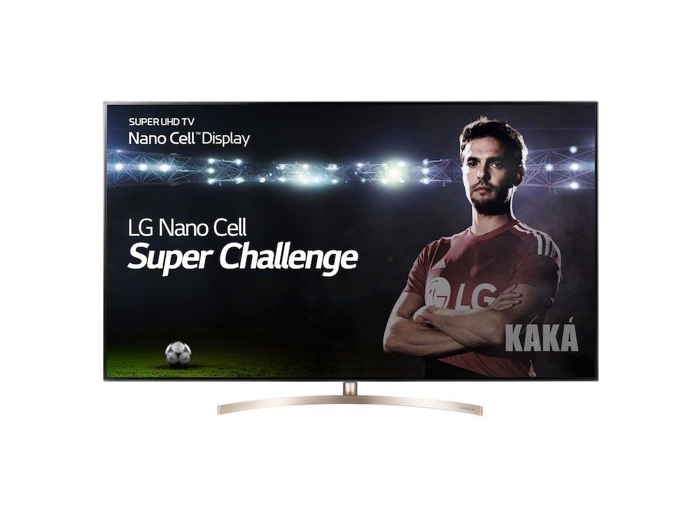 Kaká wirbt ein einer neuen Kampagne für TVs von LG (Foto: LG)