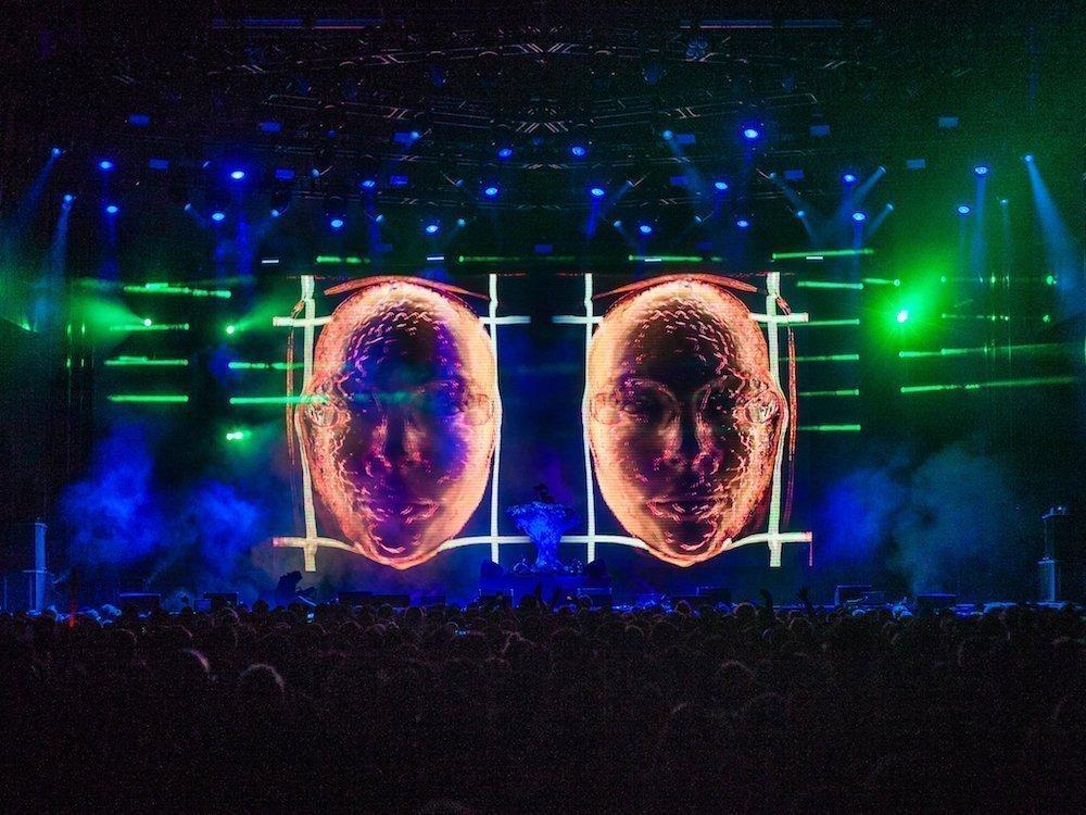LED-Lösung von 3D Live auf einer Bühne – Symbolbild (Foto: 3D Live)