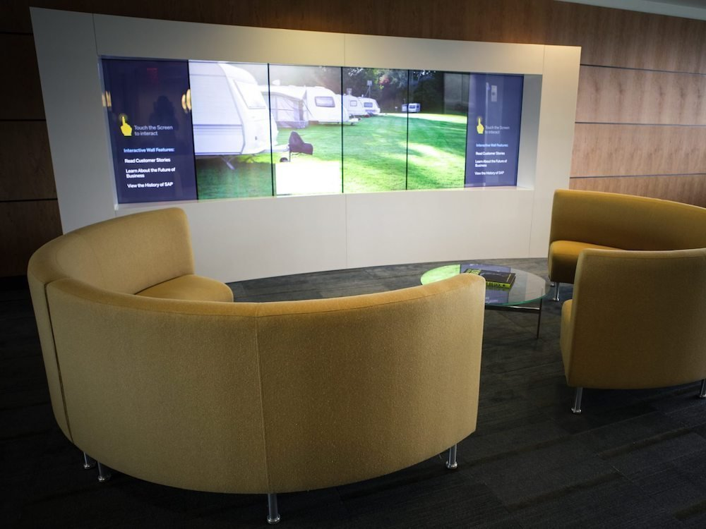 Nutzt Lösungen von T1V – Briefing Center von SAP Americas (Foto: T1V)