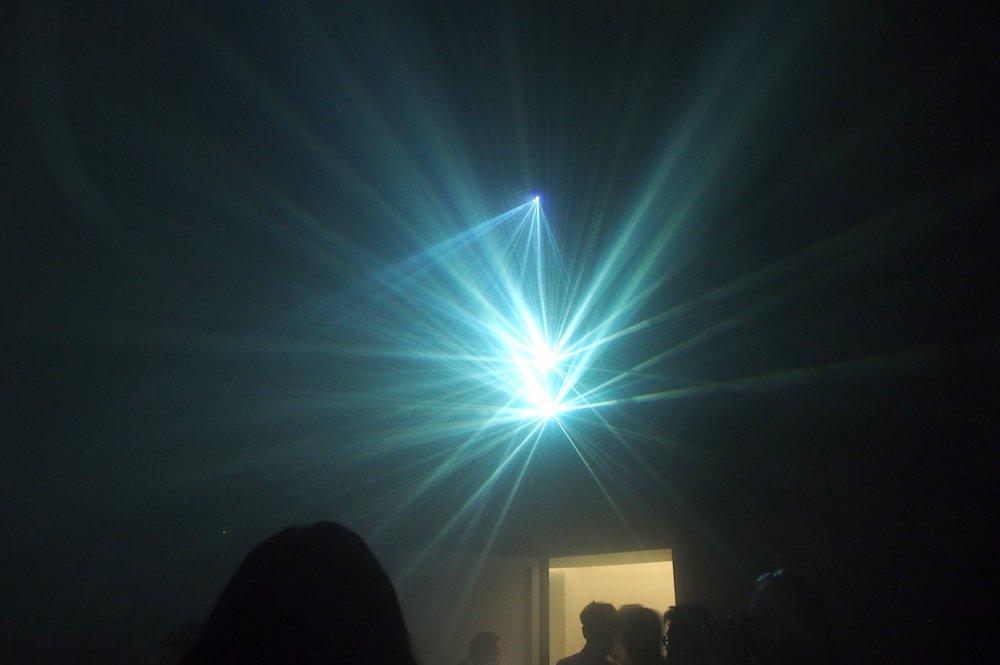 Projektoren bei der Arbeit (Foto: invidis)