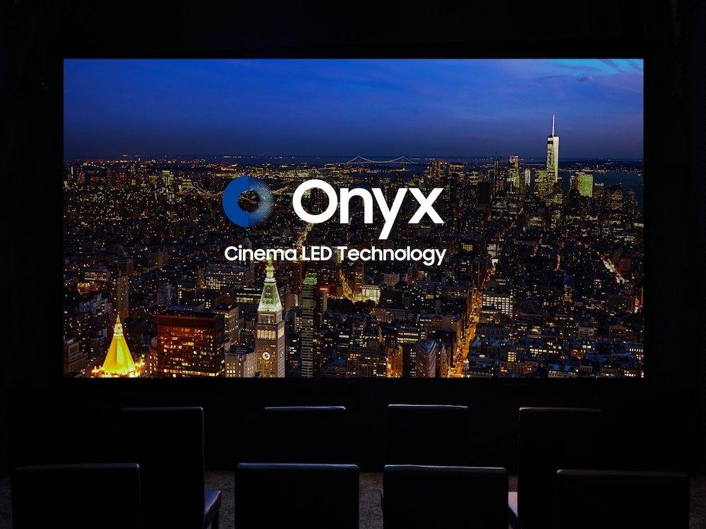 Samsungs LED-Lösung für Kinos – mit Onyx hat das Kind einen Namen (Foto: Samsung)
