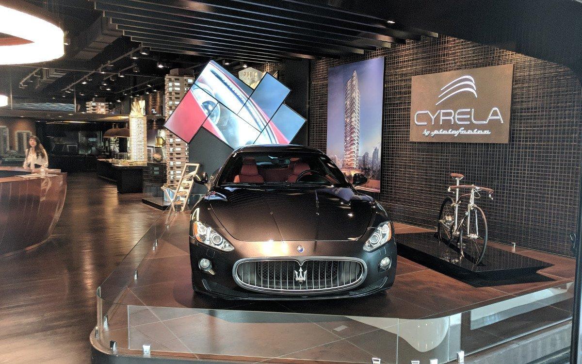 Cyrela Luxusimmobilien in der JK Iguatemi Mall (Foto:invidis)