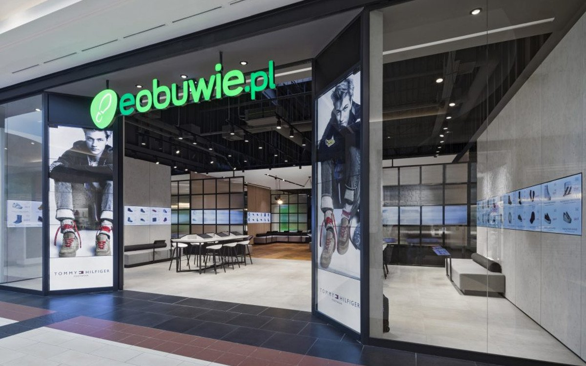 Eobuwie mit neuem digitalen Offline-Konzept (Foto: invidis)