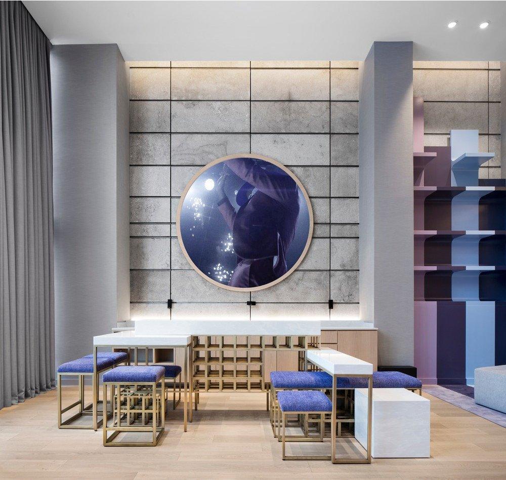 Die Wow Suiten werden auch für Fashionshows, Foto-Shootings und größere meetings genutzt (Foto: Stéphane Brügger )