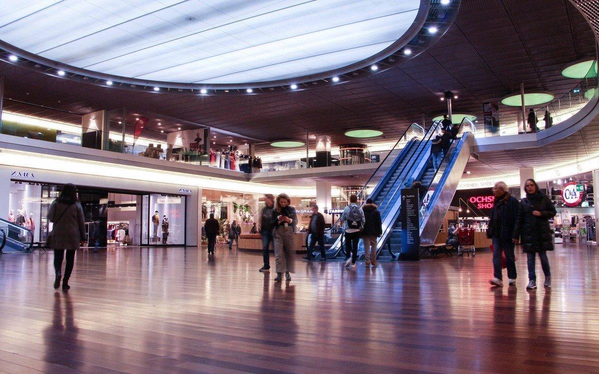 Shoppi Tivoli - die größte Mall der Region Zürich (Foto: Shoppi Tivoli)