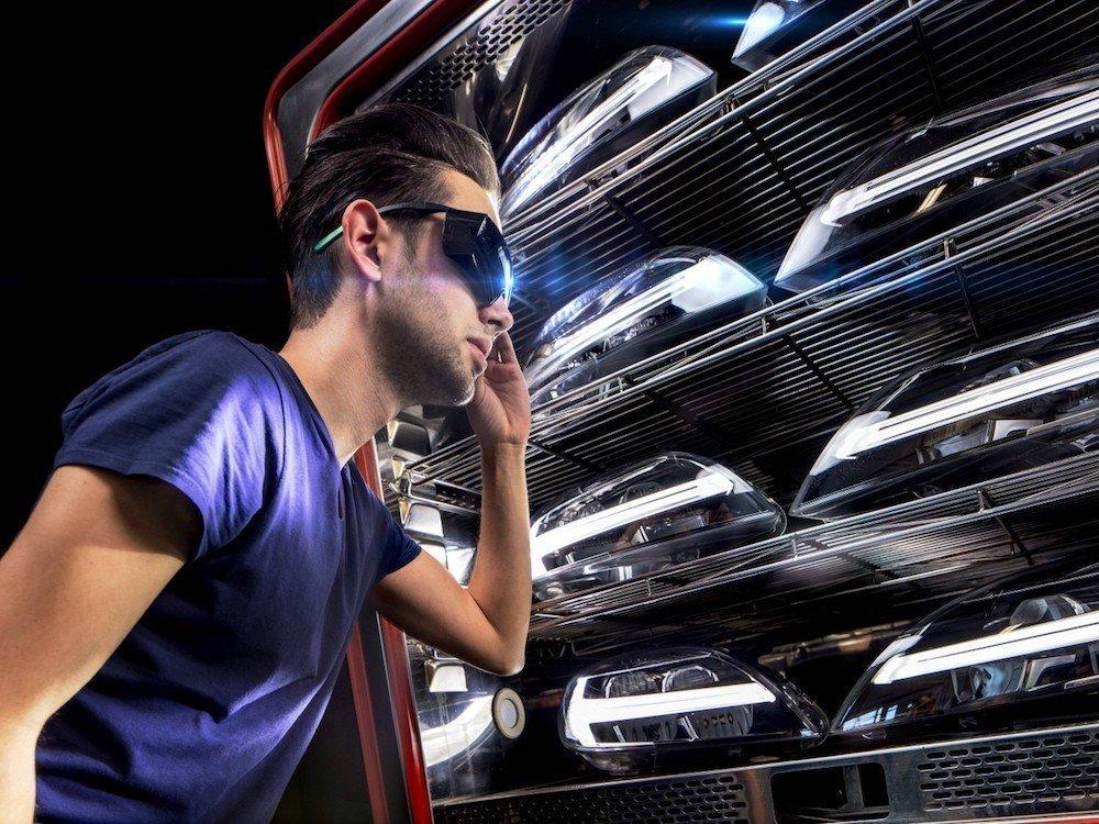 Mit der Übernahme der ZKW Group investiert LG stark in den Bereich LED für Automotive (Foto: LG)