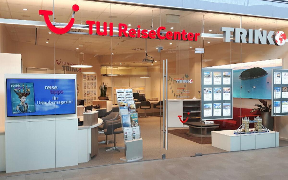 ReiseCenter von Trinko mit neuem DS-System (Foto: Oruvision)