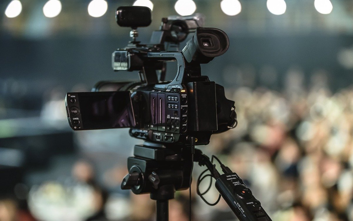 Videokamera – Symbolbild (Foto: Pixabay / PhotoMIX-Company)