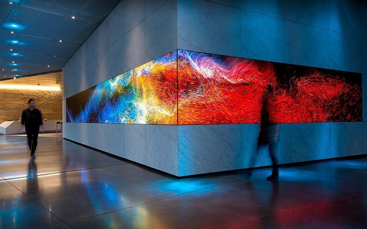 Dolby HQ in San Francisco (Foto: Leviathan Metamorphosis)