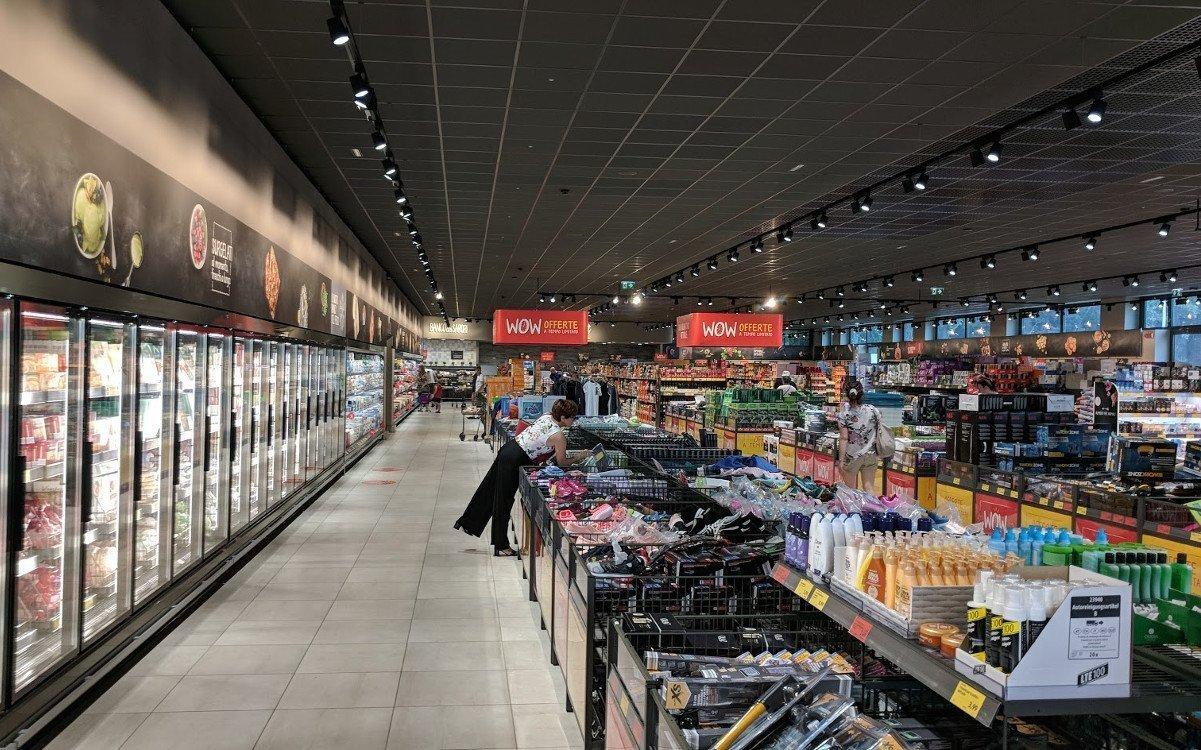 Neues Shopping Experience bei Aldi (Foto: invidis)