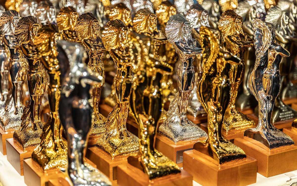 Begehrte Indianer – POPAI Awards (Foto: POPAI D-A-CH e.V.)