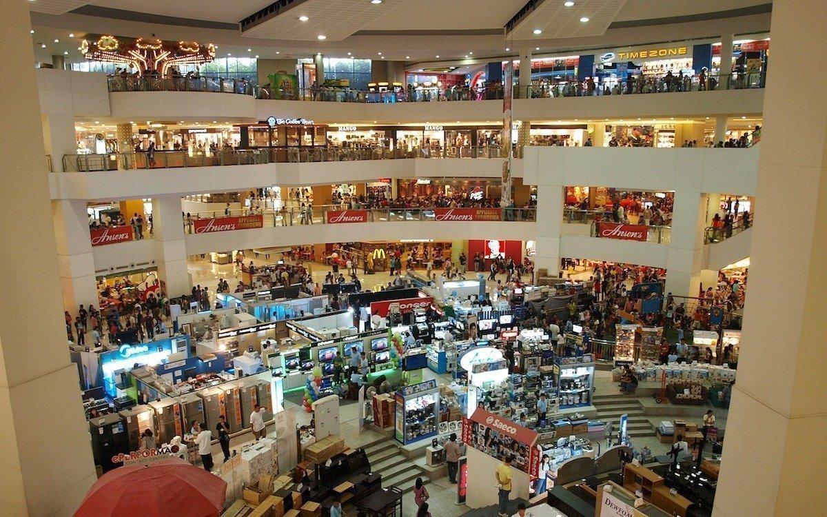Die Customer Journey ist ein Schwerpunktthema auf dem DSS Europe 2018 – Einkaufszentrum, Symbolbild (Foto: Pixabay / ed_davad)