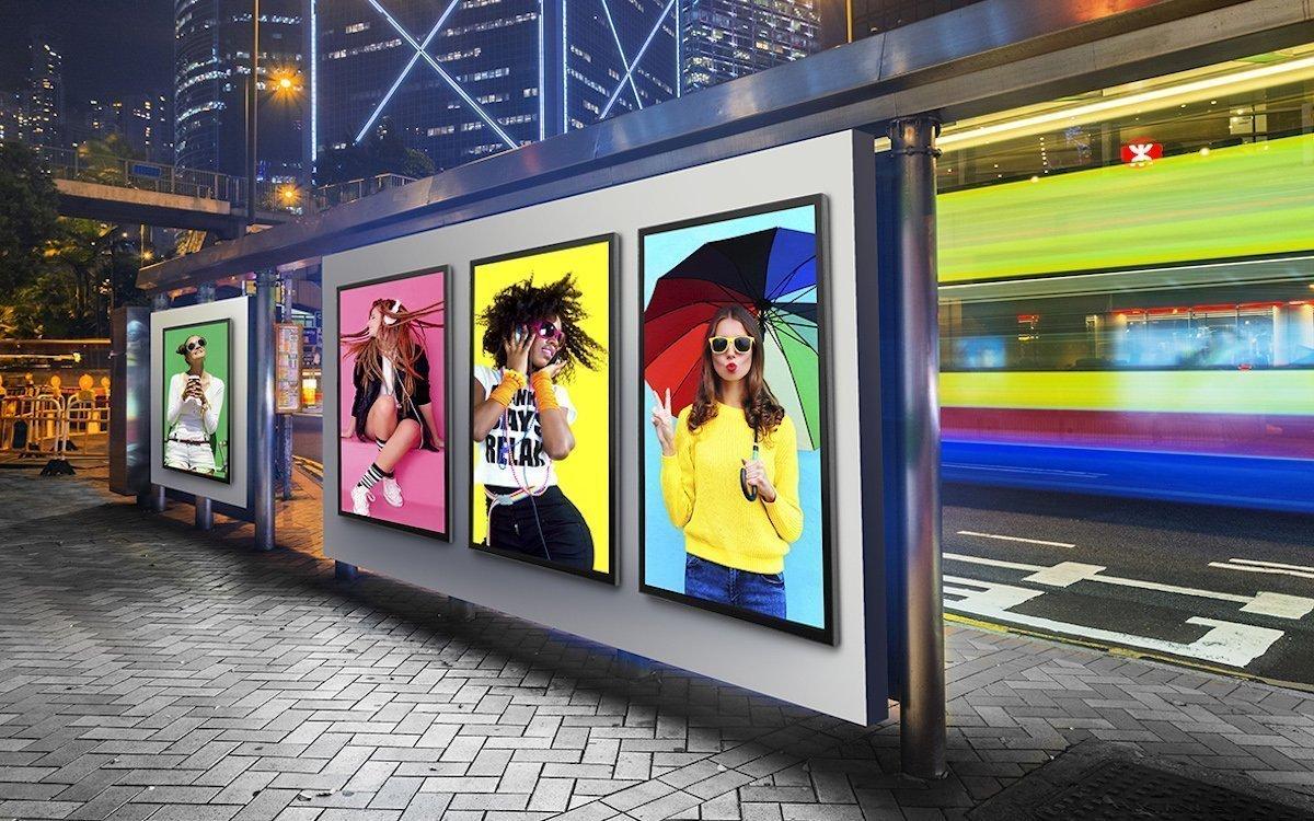High Brightness Outdoor Displays von Peerless-AV (Foto: Peerless-AV)