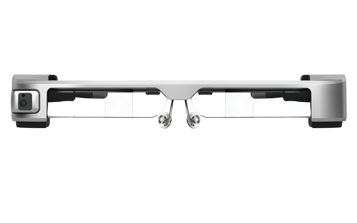 Neue AR-Brille Moverio BT-35E (Foto: Epson)