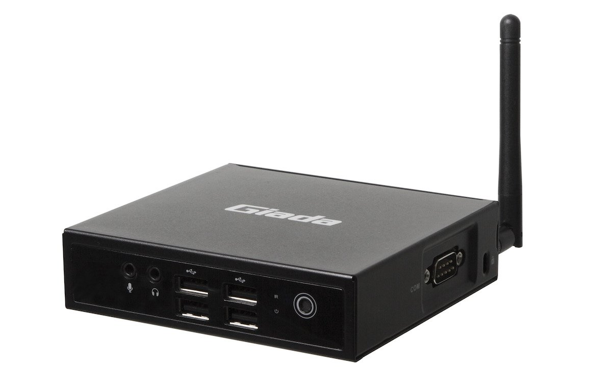 Neues Fanless-Entry-Level-Modell DN72 (Foto: Giada)Neues Fanless-Entry-Level-Modell DN72 (Foto: Giada)