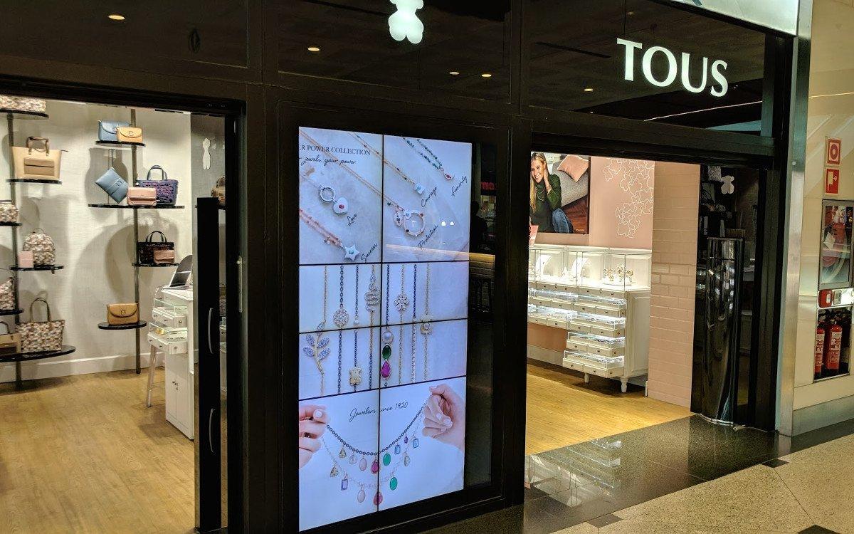 Tous Store Barcelona (Foto: invidis)