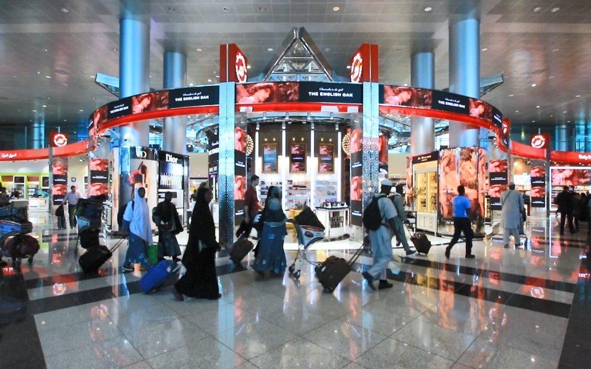 Dubai Duty Free Pilot (Foto: invidis)